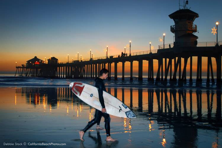 Introduction To California Beach Photos